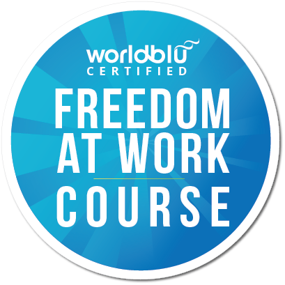 Freedom at Work Course Badge image